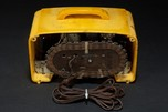 "Catalin Emerson ""5+1"" EP-375 Radio in Butterscotch + Brown with Handle"