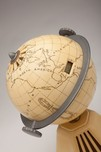 "Raymond Loewy Colonial ""New World"" Globe Radio Model 702"