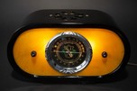 Deco Cord 'Zephyr' Radio with Butterscotch Catalin Front