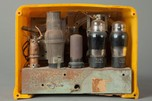 "Emerson Catalin BM258 Radio ""Big Miracle"" in Butterscotch"