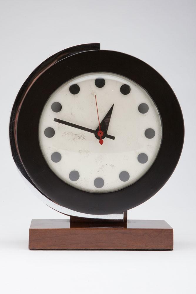 American Art Deco Rare Gilbert Rohde Clock for Herman Miller