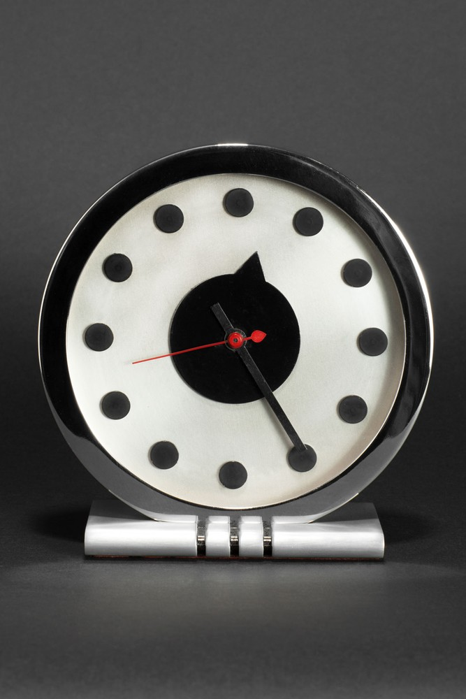 Gilbert Rohde Clock for Herman Miller Model 4706